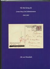 LITERATURE - THE MAIL DURING THE CERAM NAVY CIVIL ADMINISTRATION 1942-1945