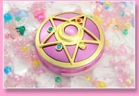 Sailor Moon R Crystal Star Compact Moonlight Memory Series Premium Bandai