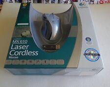 Logitech MX610 Laser Cordless Mouse