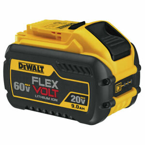 DEWALT DCB6092 20V/60V MAX FLEXVOLT 9 Ah Li-Ion Battery (2-Pc) New1