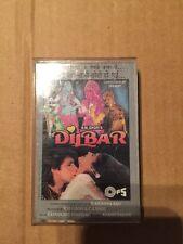 Dilbar - Laxmikant Pyarelal - Rare Bollywood Hindi Cassette - Tips 1st
