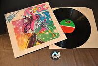 LP 33  AC/DC HIGH VOLTAGE 1976 ATLANTIC  WEA ITALY W  50257