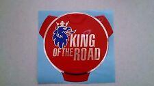 SCANIA SERIE 4/R SERIE/v8 Topline Stile Grande Custom GEL badge, Mostra l'oggetto Camion