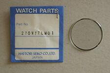 Seiko 270W77LM01 Vetro Crystal Glass Uhrenglas Verre Original NOS per 5H23-6240