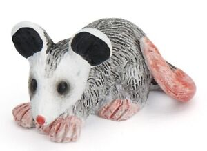 Mini Opossum GO 17764 Miniature Fairy Garden