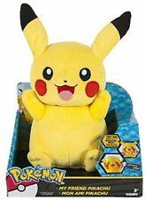 Pokemon My Friend Pikachu 10-Inch Talking Plush [Large Size] NEW