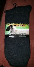 Mens thermal woolen  socks size 7-13