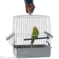 Budgie Cockatiel Carry Travel Cage Crate Pet Bird Parrot