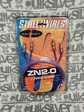 Streetwires Zero Noise RCA Audio Interconnects 16FT, 2 Channel
