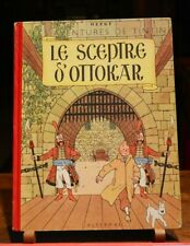 Albums Tintin anciens de collection