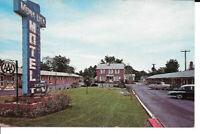Mona Lisa Motel, Camden, South Carolina