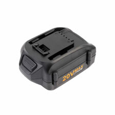 4.0ah WA3525 WA3520 20V MAX Lithium Battery for WORX WG163 WG151s WG155s WG251s