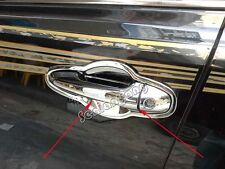 Chrome Trim Full Set door handle cover for 2013-2017 Toyota Rav4 Set