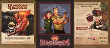 Dungeons & Dragons Essentials  Dungeon Master's Kit  ✰Sarge & Red's✰ L2