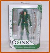 """DC COLLECTIBLES COMICS ICONS - 6"""" GREEN ARROW - Universe Classics Direct"""
