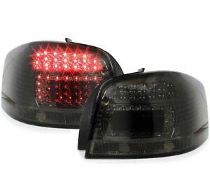 LED Rückleuchten AUDI A3 8P 03-08 smoke Heckleuchte Rücklicht links rechts 3-T