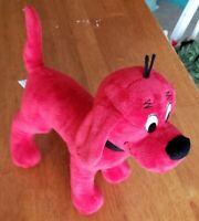 "Scholastic Clifford The Big Red Dog Plush Stuffed Animal 7"" 2011"