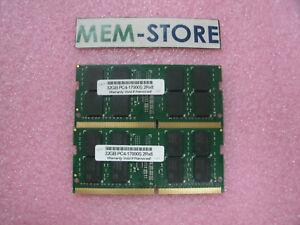 64GB 2x32GB DDR4 2133 Memory INS8349B 6th Gen Skylake-S Q170 Express Chipset