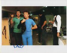 "Peter Freestone ""Queen/Freddy Mercury"" signed 8x10 inch photo autograph"