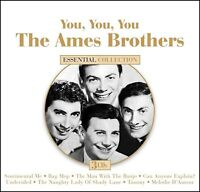 AMES BROTHERS  *  75 Greatest Hits * NEW 3-CD Box Set * All Original Songs * NEW