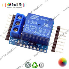 Sviluppo wemos DC 5 V 1CH Relay Shield V2 per D1 MINI ESP8266 WiFi Modulo UK