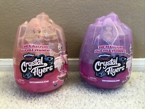 Hatchimals Pixies Crystal Flyers Pink & Purple Magical Flying Fairy Toy 2020