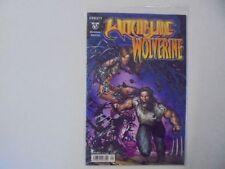 WITCHBLADE Wolverine INFINITY TOP COW BD emballent & débuté z.1