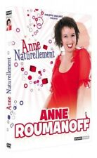 Anne Roumanoff Anne naturellement DVD NEUF SOUS BLISTER
