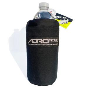 AEROSTICH Water Bottle Holster 18 Hydration Carrier Pouch Messenger Bag Backpack