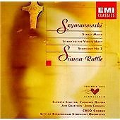 Karol Szymanowski - : Stabet Mater; Litany; Symphony No. 3 (1994)