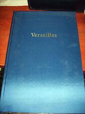 VERSAILLES volume II editore Citadelles & Mazenod dimensione 29x43,5 in seta blu