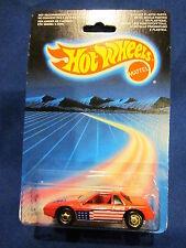 Hot Wheels Speed Fleet International Card Fiero 2M4