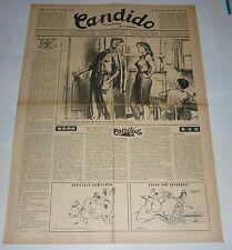RIVISTA CANDIDO settimanale del sabato GUARESCHI -- anno 2 n 27 (1946)