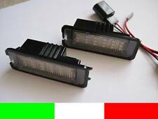 2 LUCI TARGA LED KIT VOLKSWAGEN NEW BEETLE MAGGIOLONE G1E6