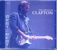 Eric Clapton The Cream of Clapton (1994) CD NEW Layla Cocaine I shot the sheriff