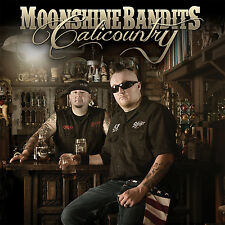 Moonshine Bandits Calicountry NEW CD  The Lacs Colt Ford  FREE SHIPPING