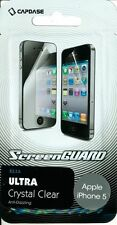 Capdase Klia Anti Dazzling Crystal Clear Screen Protector for Apple IPhone 5