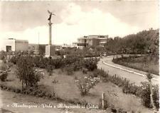4  MONDRAGONE  -  Viale e Monumento ai Caduti