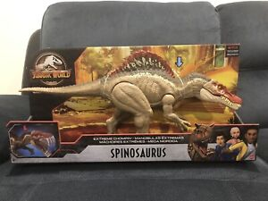 Jurassic World Extreme Chompin' Spinosaurus Camp Cretaceous BRAND NEW