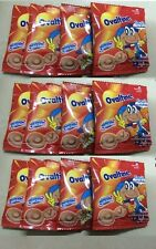12 Ovaltine Ovalteenies  Ovaltine Tablet Malt Chocolate Flavoured  12g, HALAL
