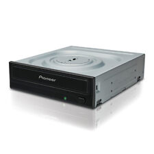 Pioneer DVR-S21WBK Black 24x SATA Internal CD/DVD/RW DL DVD Writer Drive Burner