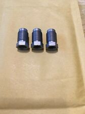 M14X 1.5 mm Male Brake/ Fuel Pipe Tube Nuts To Fit 5/16 (8mm)  Tube. 3 Pcs