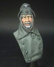 German POW Stalingrad 1/9th scale resin bust