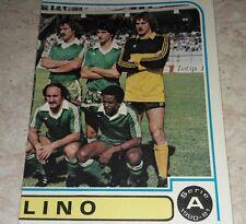 FIGURINA CALCIATORI PANINI 1980/81 AVELLINO SQUADRA N° 40 ALBUM 1981