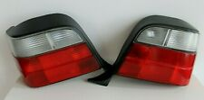 Tail Lights BMW E36 Touring OEM Euro Rear Clear Set 1991-1999