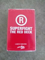 Superfight The Red Deck Expansion Set Card Game