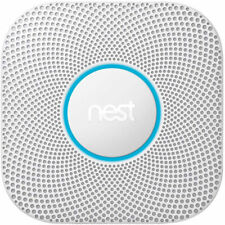 Nest Protect 2nd Generation Smart Smoke & Carbon Monoxide Detector- Wired