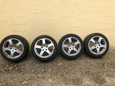 holden commodore sv6 mag wheels