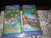 Disney Winnie the Pooh Prepasted Wallpaper Border Lot of 2 New Packs