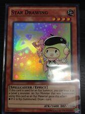 YuGiOh Star Drawing - AP05-EN008 - Super Rare - Unlimited Edition Near Mint
